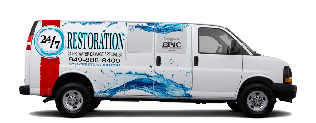 home water damage restoration service