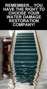 water damage insurance claims
