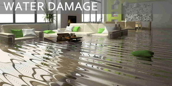 Water Damage Aliso Viejo | We Can Help!