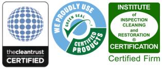 iicrc certification logos
