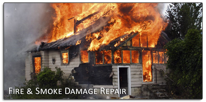 fire damage restoration company