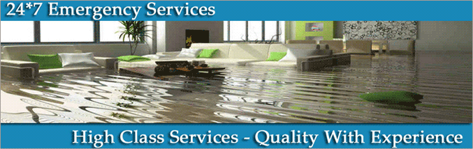 water restoration company