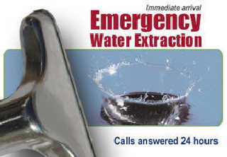 Water Extraction Aliso Viejo | Emergency Service