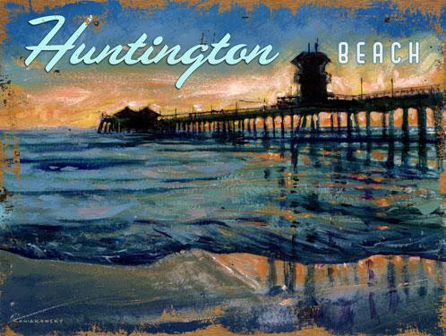 huntington beach water damage