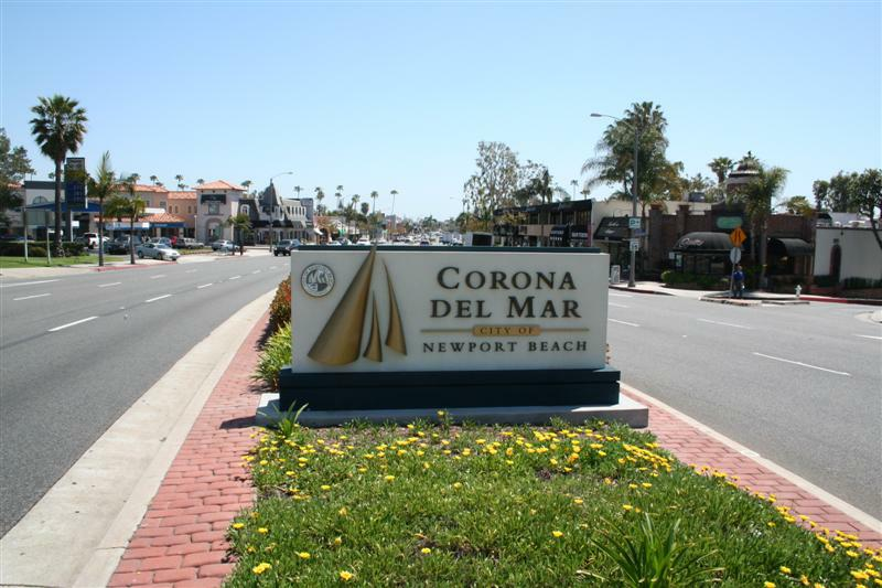 Corona Del Mar Water Damage