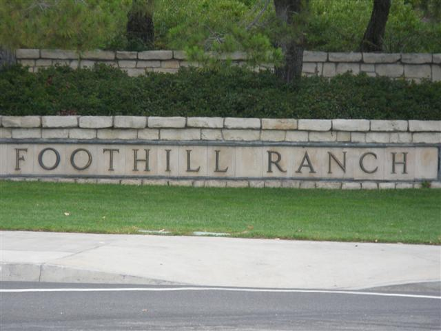 Foothill Ranch Water Damage