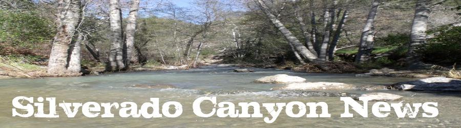 Silverado Canyon Water Damage
