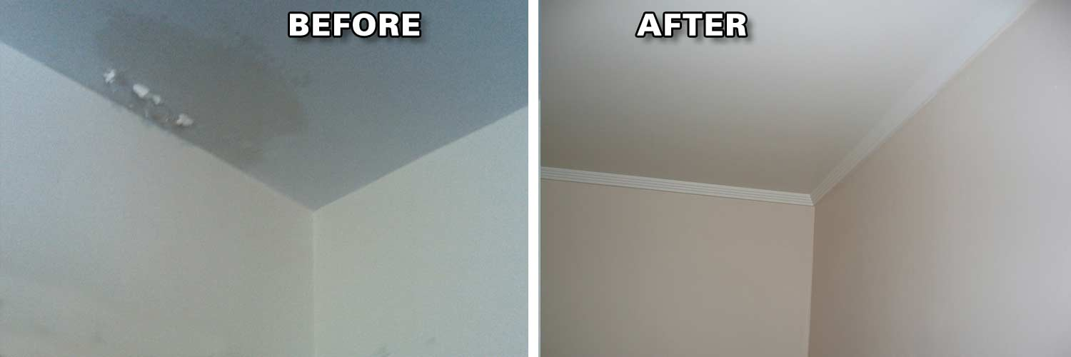 Drywall Water Damage Repairs Santa Ana
